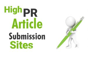 I Will Do 20 Article Directory Submissions Backlinks