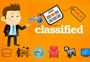 I Will Do Classified Ads Submission Top 10 Classified Sites