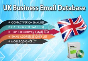 I Will Provide UK Business Email Database