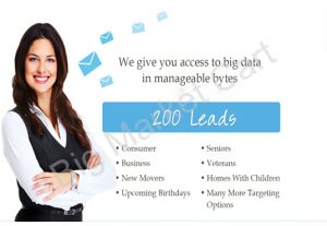 I Will Provides 200 leads of any person
