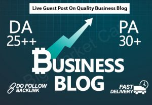 I Will Live Guest Post On Quality Business Blog