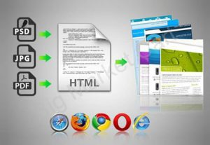 I Will Convert Psd,Pdf,Png,Jpeg To Html Email Template