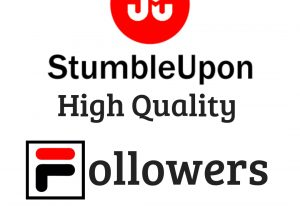 I Will Increase Your 250 StumbleUpon Genuine Lifetime Permanent Followers