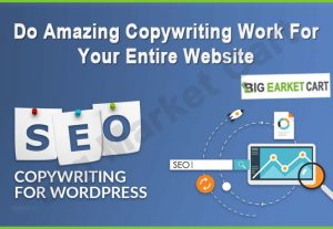 I Will Do Amazing Copywriting Work For Your Entire Website