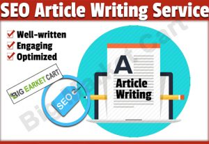 I Will Research And Write Engaging Article Or Content For SEO