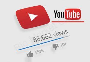 I will add Views Likes Dislikes to Youtube Video