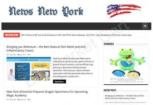I Will Post On My New York News Blog
