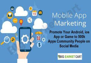 I Will Do App Promotion Or App Marketing